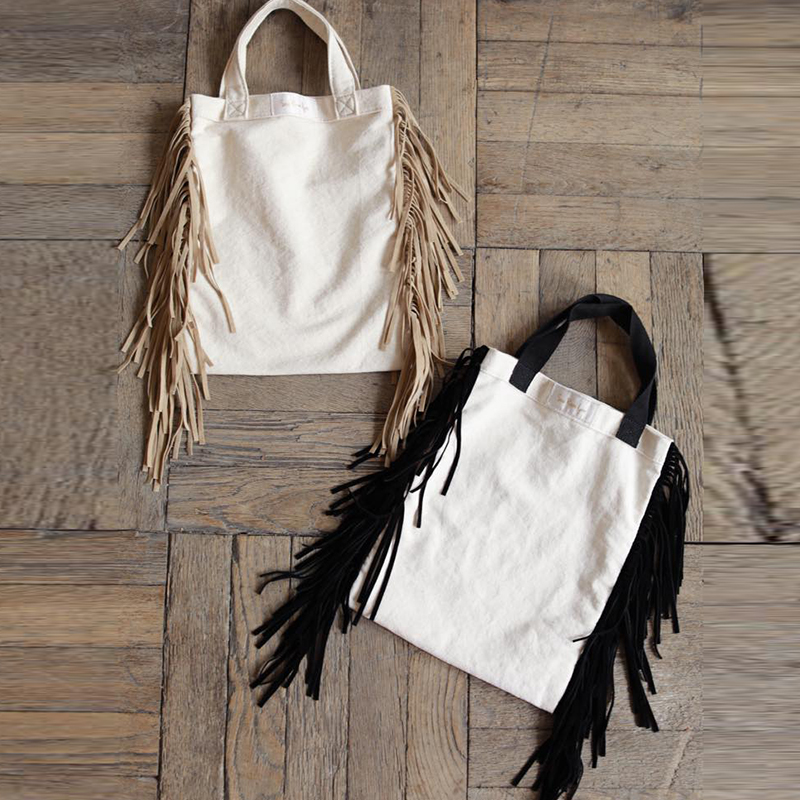 FRINGE MINI BAG